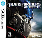 Transformers: Autobots (Nintendo DS) *GAME CART ONLY - TESTED - SHIPS FAST*