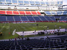 1 New England Patriots v Colts 10/4/18  40 YARD LINE LOWER LEVEL ROW 10 on eBay