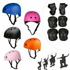 Womens Mens Kids Adjustable Sport Skate Helmet Bike Protective Scooter Helmet
