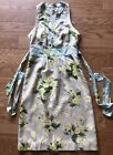 Anthropolgie Maeve NWT Floral Dress Womens 4