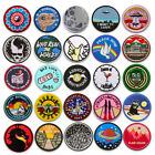 Внешний вид - Embroidered Sew On Iron On Patches Badge Fabric Craft Transfer Costume Clothes