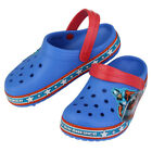 Crocs Kids Crocband Marvel Captain America Clog Relaxed Fit Shoes 202678-4S0