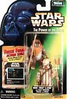 Star Wars Power of the Force Ewoks Wicket and Logray Freeze Frame with...