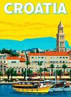 Europe Fridge Magnet Poster Vintage Cute Art All City Country Gift Travel 2 x 3""