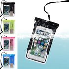 Swimming Waterproof Underwater Pouch Bag Pack Dry Case For iPhone Samsung HTC LG