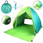 Ourdoor Summer Beach Tent Anti-UV Automatic Pop Up Sun Protector Portable LSM A+