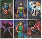 1993 Marvel Masterpieces Spectra X-Men 2099 Dyna Etch You Pick Finish Your Set