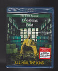 BREAKING BAD Season 5 Blu Ray BRAND NEW and FACTORY SEALED