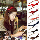 Beauty Sweet Korea Style Bow Knot Hair Band Bow Tie Hoop Headband Accessories