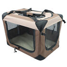 Iconic Pet - Multipurpose Pet Soft Crate with Fleece Mat