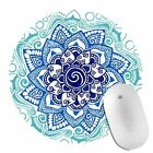 Leshiry Pretty Round 7.9in X7.9in Small Non Slip Rubber Mouse pad Gaming Mous...