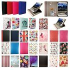 Haihuic 9.7 Inch Tablet PC Universal Rotating Case Cover Wallet Card Slots