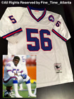 NEW Lawrence Taylor New York Giants 56 Mens MN White Road Retro Jersey