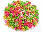 Indian Sugar Candy-Coated Fennel Seeds Saunf Mouth Freshener For Cake Decoration