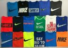 Kyпить Boy's Youth Nike Dri-Fit Polyester Shirt на еВаy.соm