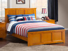 Madison Queen Bed with MFB in