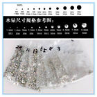 Kyпить US STOCK Crystal AB Rhinestones Flatback Clear Strass Stones for Nail Art #02 на еВаy.соm