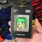 BTS BT21 Official Authentic Goods Finger Ring Free Standard Ship with Track Num