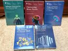 Lot of 5 The Great Courses: Influence Math Decision Making Brain Fitness ~ NEW ~