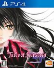 New Sony Playstation 4 PS4 Games Tales of Berseria Japanese F/S from JAPAN tk165