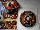 SONY PLAYSTATION 3 GAME BLU RAY PS3 GAME DANTE'S INFERNO COMPLETE + manual
