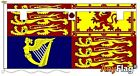 ROYAL STANDARD OF PRINCE WILLIAM CUSTOM MADE TO ORDER VARIOUS FLAG SIZES