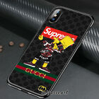 Hot! GUCCI37Simpson!! For iPhone XS Max XR X 8 8+ 7 7+ Samsung !Suprem7LV Case