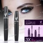 YOUNIQUE 3D MASCARA MOODSTRUCK FIBER LASH BLACK UK SELLER