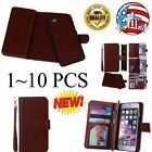 LOT PU Leather Flip Wallet Card Holder Case Cover Use for Phone6/6s 4.7 inch