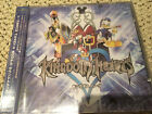KINGDOM HEARTS  CD SET LOT OST 2-disc playstation game Soundtrack alion record