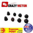 4 Pairs Replacement Silicone Earbuds for Beats X Wireless In-Ear Headphones