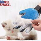 Pet Gloves Dog Accessories Gentle Efficient Grooming Bath Pet Cleaning gloves