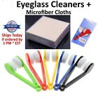 Eyeglasses Sun Glasses Cleaner Microfiber cloth All in one lot not Peeps Tool