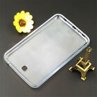 "Soft TPU Silicone Back Cover Clear Case For Samsung Galaxy Tab 7.0""-10.1"" P600"