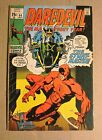 DAREDEVIL # 64 FINE + 6.5 MARVEL 1970 THE STUNT-MASTER BRONE AGE