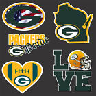"GREEN BAY PACKERS Car Window Decal Sticker 6"" 10"" 12"" 18"" 24"" *Up To 50 INCHES!* on eBay"