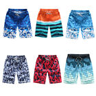 Summer Men Stylish Surf Beach Shorts Swimming Trousers Sports Trunks Pants DS
