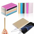 LOT 20 Ultra Thin 30000mAh External Battery Charger Power Bank for Smartphone BR
