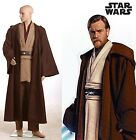 Star Wars Revenge of the Sith Obi Kenobi Wan Cosplay Costume Jedi Suit Outfit $94.41 CAD on eBay