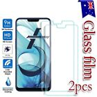 2x For Oppo Ax5 Ax5s Ax7 Reno2 Z A5 A9 2020 Tempered Glass Screen Protector