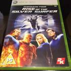 fantastic four rise of the sliver surfer xbox 360
