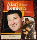 MARIO LEMIEUX Overcoming Adversity 2002 book PITSBURGH PENGUINS Tim O'Shei NHL