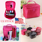 Multifunction Portable Travel Cosmetic Makeup Bag Wash Toiletry Organizer Case