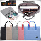 "13 14 15.6"" inch Laptop Notebook Sleeve Bag Cover Case For Apple MacBook Air Pro"