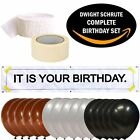 IT is Your Birthday. Banner - The Office Show Party Kit - Vinyl Banner, 15 Biode