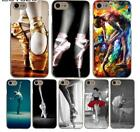 ballet slippers Ballerina Soft TPU Black Case for iphone X XS Max XR 8 7 6 plus
