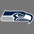 Seattle Seahawks NFL Car Truck Window Decal Sticker Football Laptop Yeti Bumper $20.49 USD on eBay