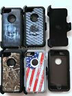 Camo Case Cover For iPhone 7 & iPhone 8 With
