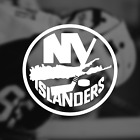 New York Islanders Logo NHL Vinyl Decal Sticker $4.99 USD on eBay