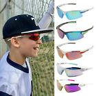 Rawlings Youth Boy's RY107 Baseball Sunglasses Sport Shield